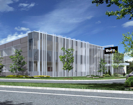 Our projects loracon for Buro plus laval